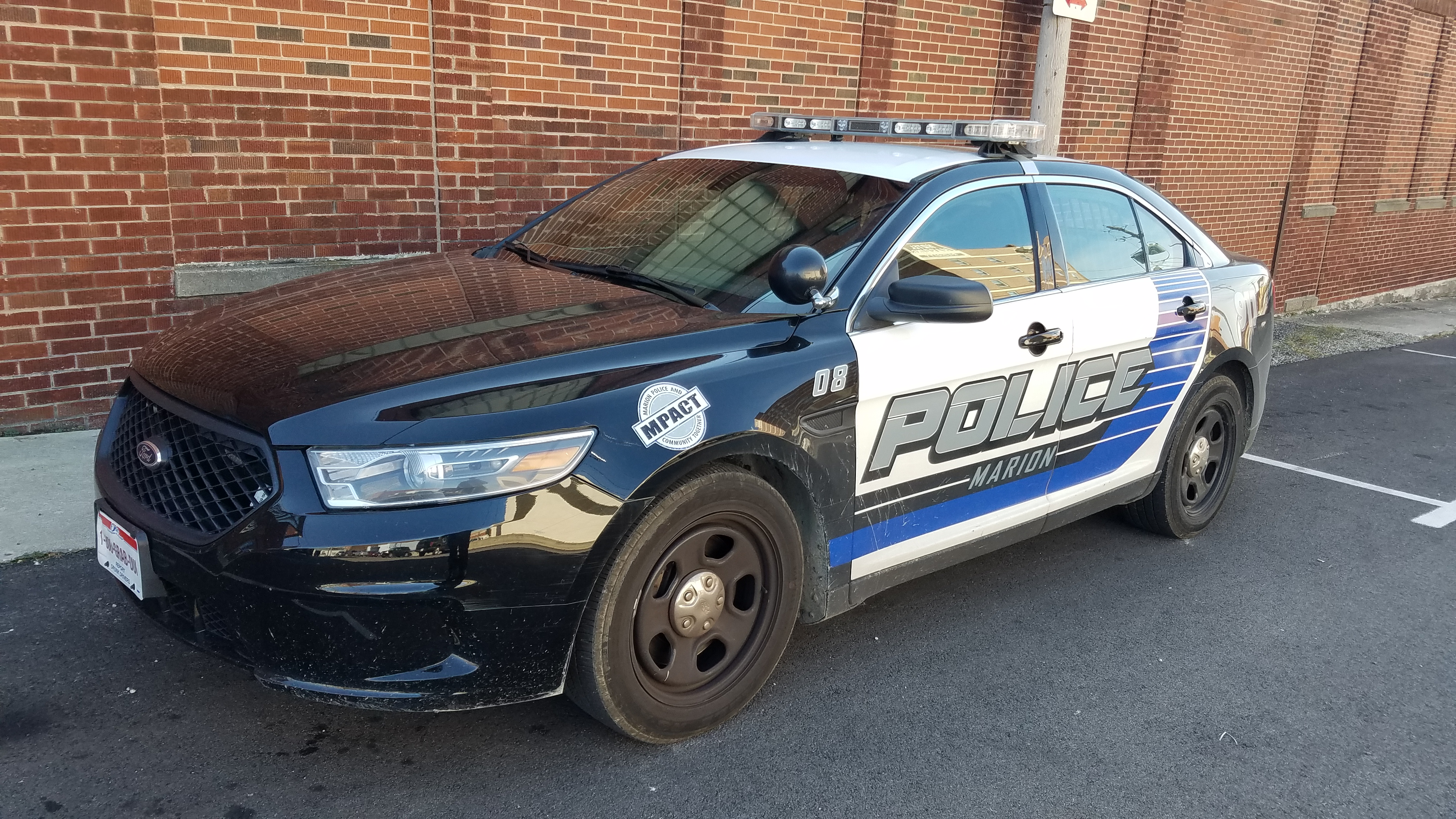 Ford Crown Victoria 2017 >> Marion, Ohio Police Department » Vehicles