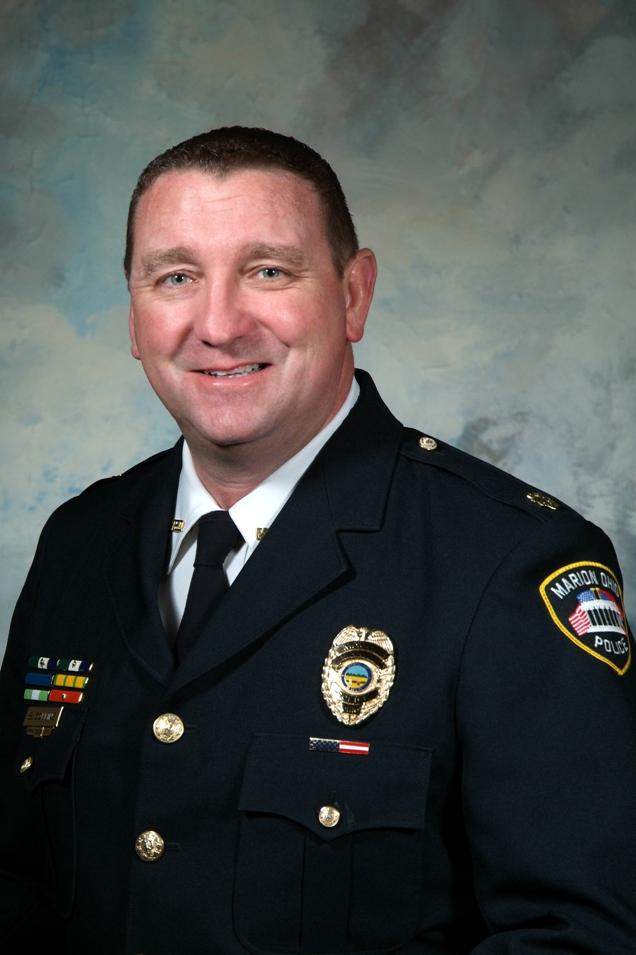 Marion, Ohio Police Department